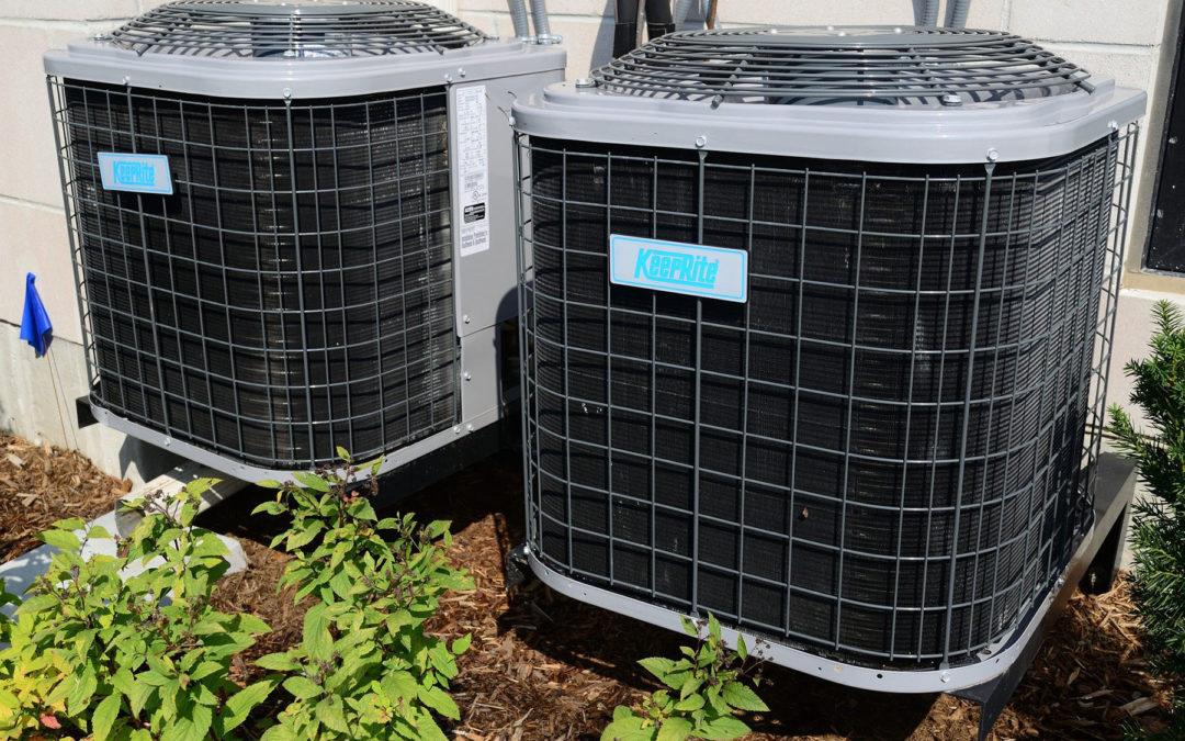 L'installation des climatiseurs